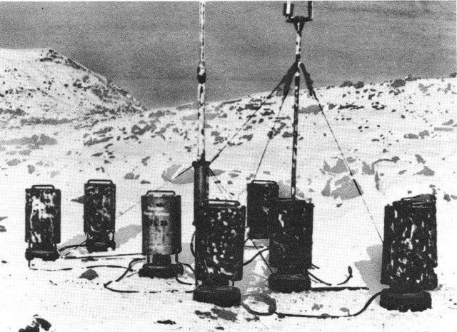 La estación meteorológica secreta de los nazis en Canadá, descubierta 36 años después del fin de la guerra