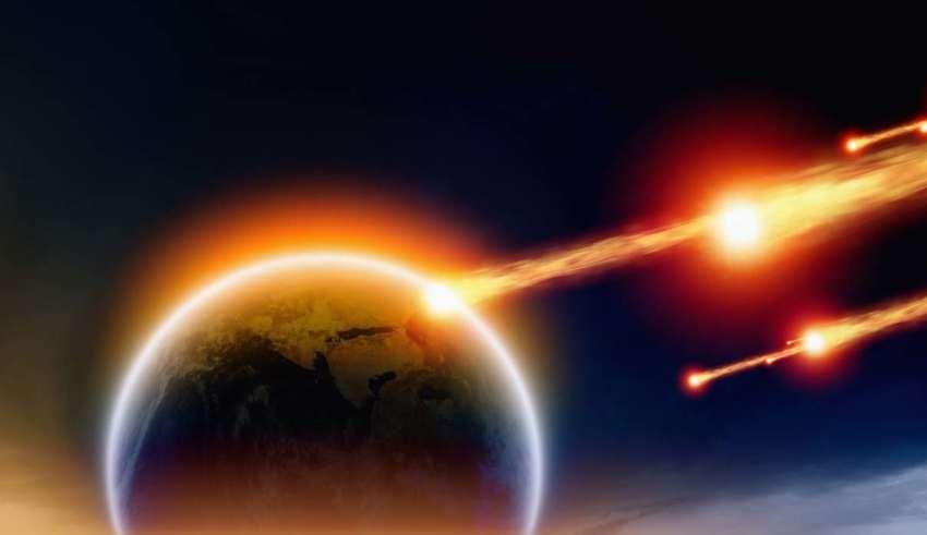 LA NASA advierte que un enjambre de asteroides se dirige hacia la Tierra
