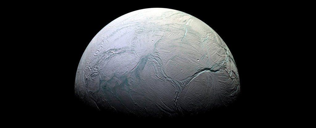 La NASA confirma que el océano de Encélado posee los ingredientes para albergar vida