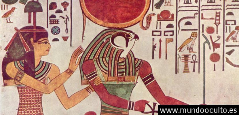 """La Teoría De Que El Dios Egipcio """"RA, Era Un Extraterrestre"""""""