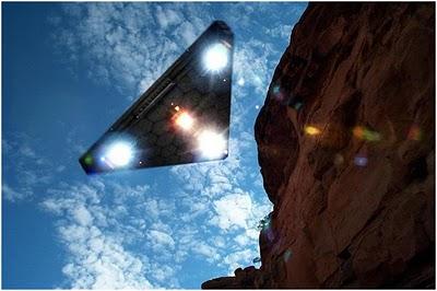 Las tecnologías obtenidas supuestamente de los OVNIs