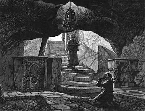 Los misterios del legendario pozo de las almas