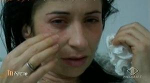 Giovanna, una mujer italiana que afirma haber sido utilizada como incubadora humana por seres extraterrestres.