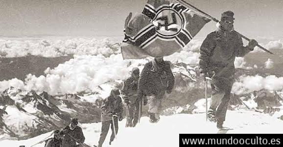 Nazis en el Tibet