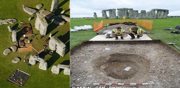 Nueva investigación encuentra huesos extraterrestres enterrados en Stonehenge