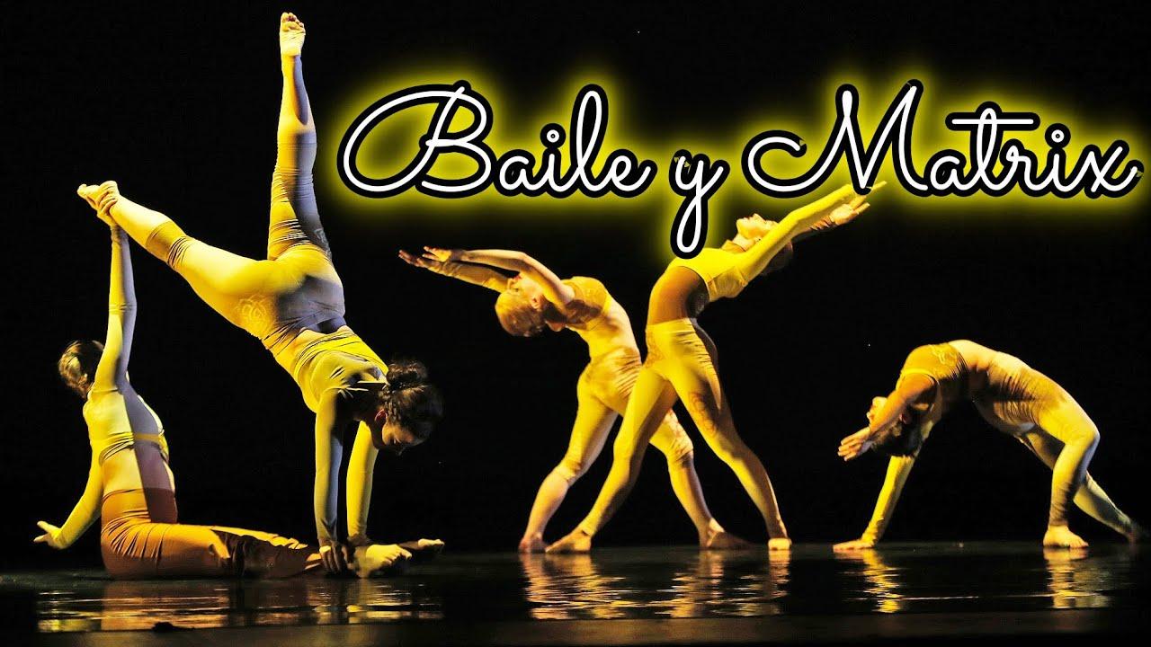 Nuevo Experimento De Baile En La Matrix
