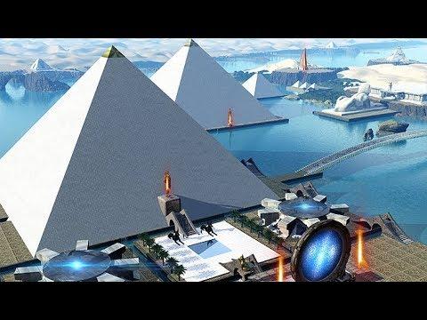 Nuevos datos de la antigua civilización que construyó la Gran Pirámide de Giza