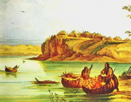 Ojos de Luna, la leyenda de los misteriosos antepasados blancos de los cherokee