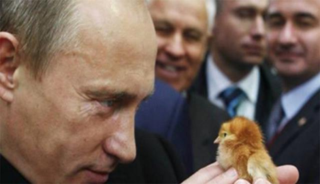 """Putin lanza otra declaración: """"Los occidentales están siendo controlados a través de los alimentos geneticamente modificados"""""""