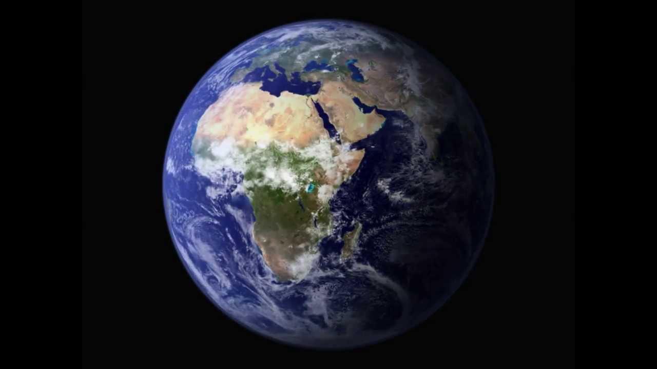 Qué pasaría si la Tierra deja de girar
