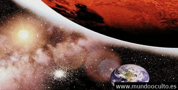 Reafirmada la órbita del planeta X NIBIRU.