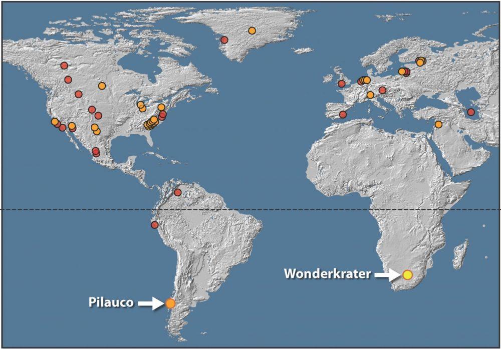 Reset global hace 12.800 años: los científicos encuentran evidencia de extinción masiva por asteroide