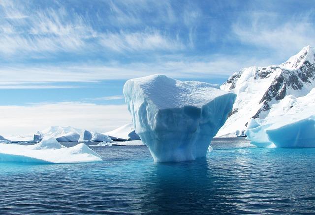 Ríos ocultos de agua tibia están derritiendo la Antártida desde abajo