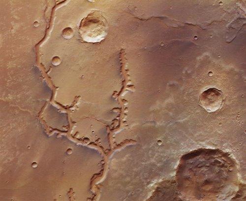 Sección ciencia: Nirgal Vallis, una reliquia fluvial de 700 kilómetros en Marte