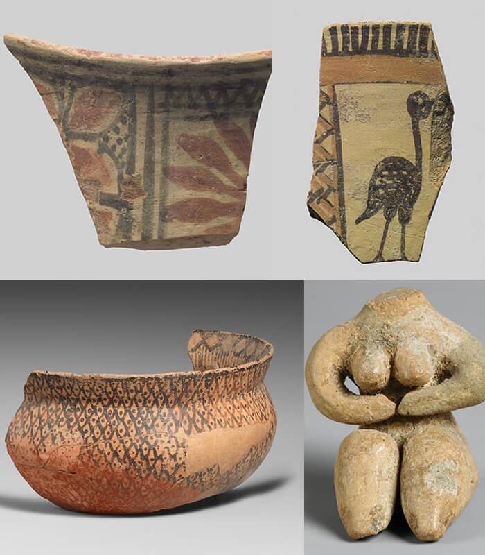 Sumeria: Los misterios de una cultura precursora y las extrañas estatuillas reptilianas