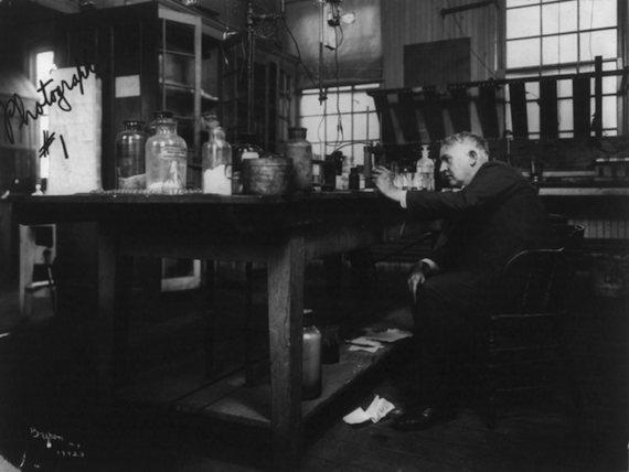 Thomas Edison y el misterioso teléfono espiritual