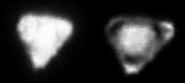 El misterioso OVNI triangular que apareció en Kaikoura, Nueva Zelanda
