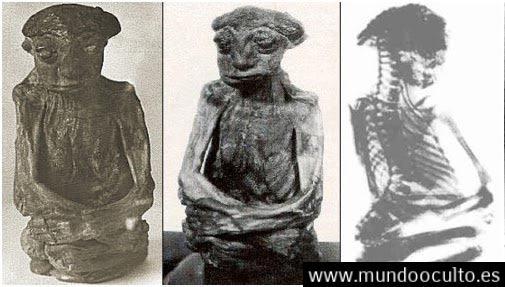 """Unos mineros encontraron un """"gnomo"""" de 1934 y confirmaron que las leyendas de los nativos podrían ser reales"""