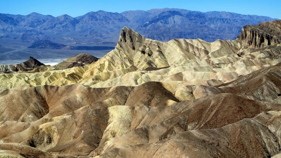 Valle de la Muerte, Estados Unidos