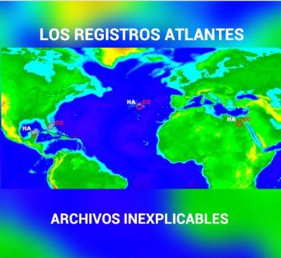 LOS 4 REGISTROS ATLANTES