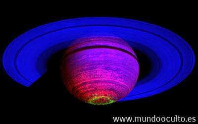 ¿Es Saturno una nave espacial?