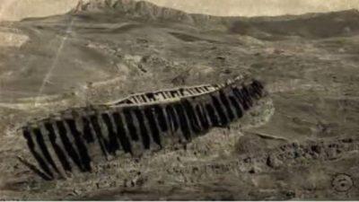 El Arca de Noe ha sido descubierto cerca del monte Ararat