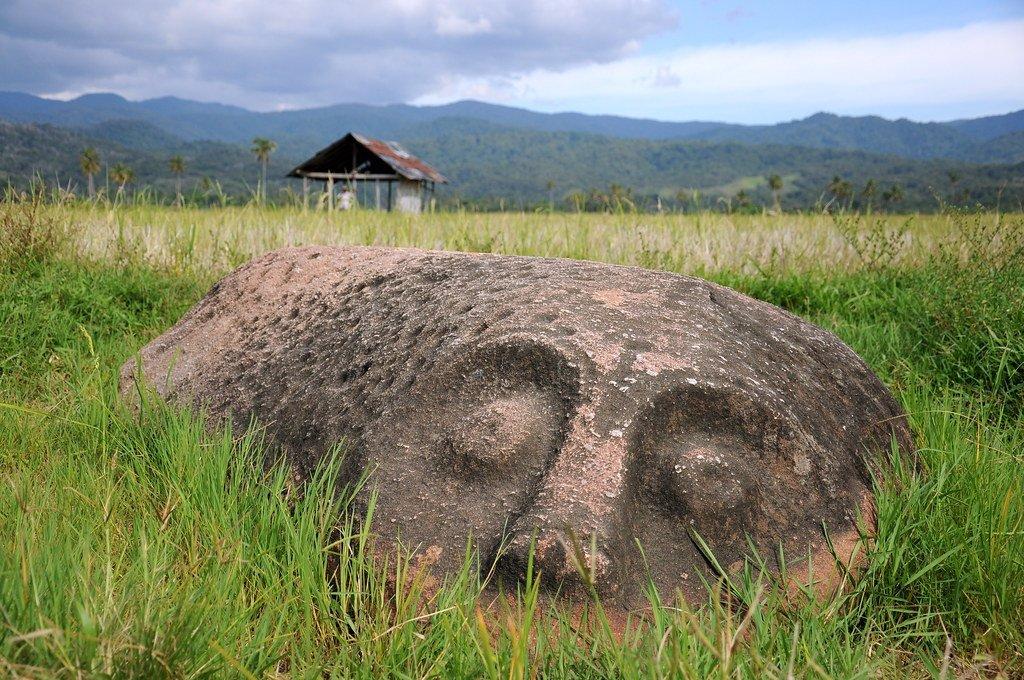 Los megalitos del Valle de Bada