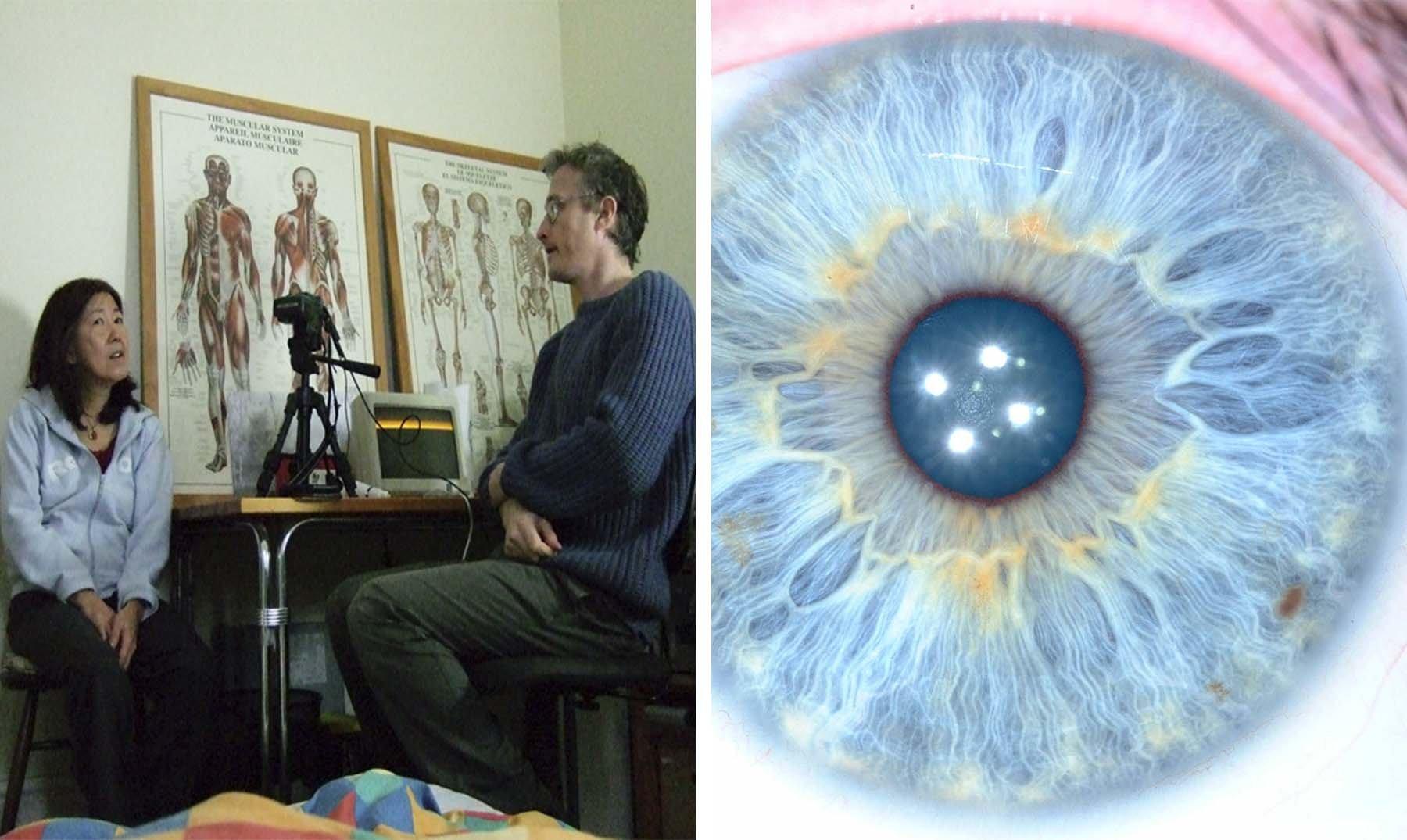 ¿Te someterías a una iridología? ¿Sabes qué es?