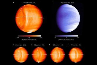Anomalías científicas de Venus