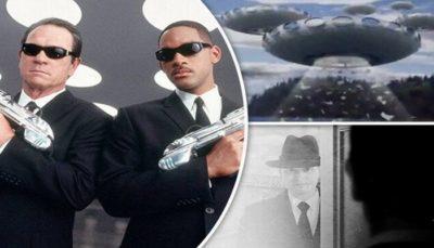 Los Hombres de Negro, los extraños silenciadores de los testigos OVNI.