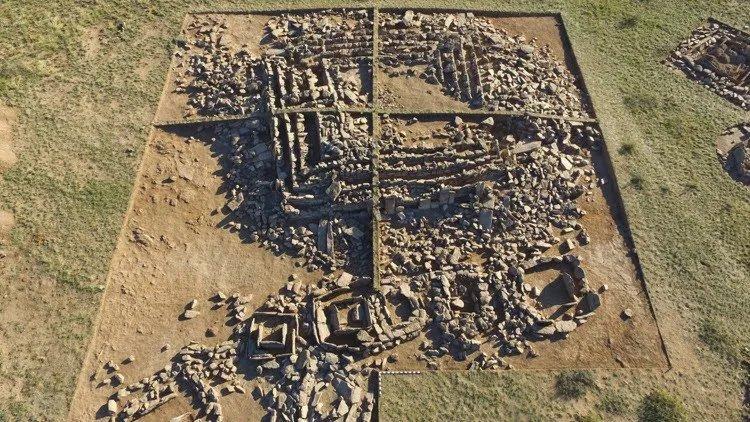 Kazajistán: Descubren una pirámide 1.000 años más antigua que las egipcias