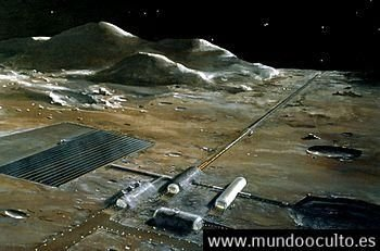 LA BASE LUNAR SECRETA DE USA DESDE 1978.