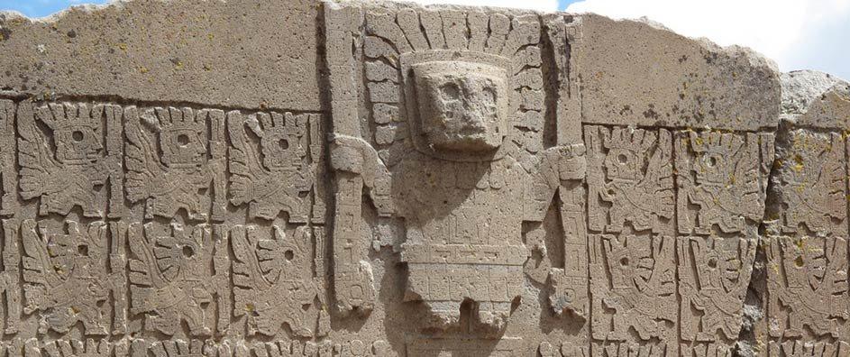 "Viracocha… ¿Un Dios ""Extraterrestre"" Antiguo?"