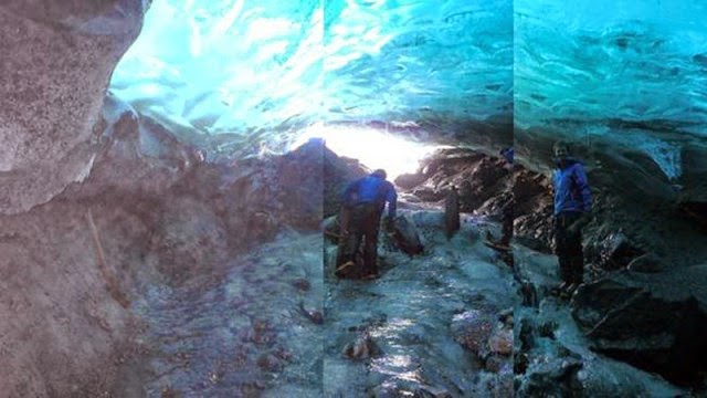 9 secretos enterrados por el hielo que ha descubierto el calentamiento global