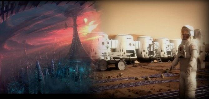 Activista espacial: Marte está habitado por humanos y tenemos un pacto secreto con extraterrestres