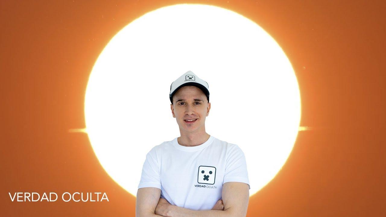 Algo Atraviesa el SOL en cuestión de Segundos