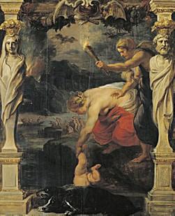 Aquiles - Mitología Griega