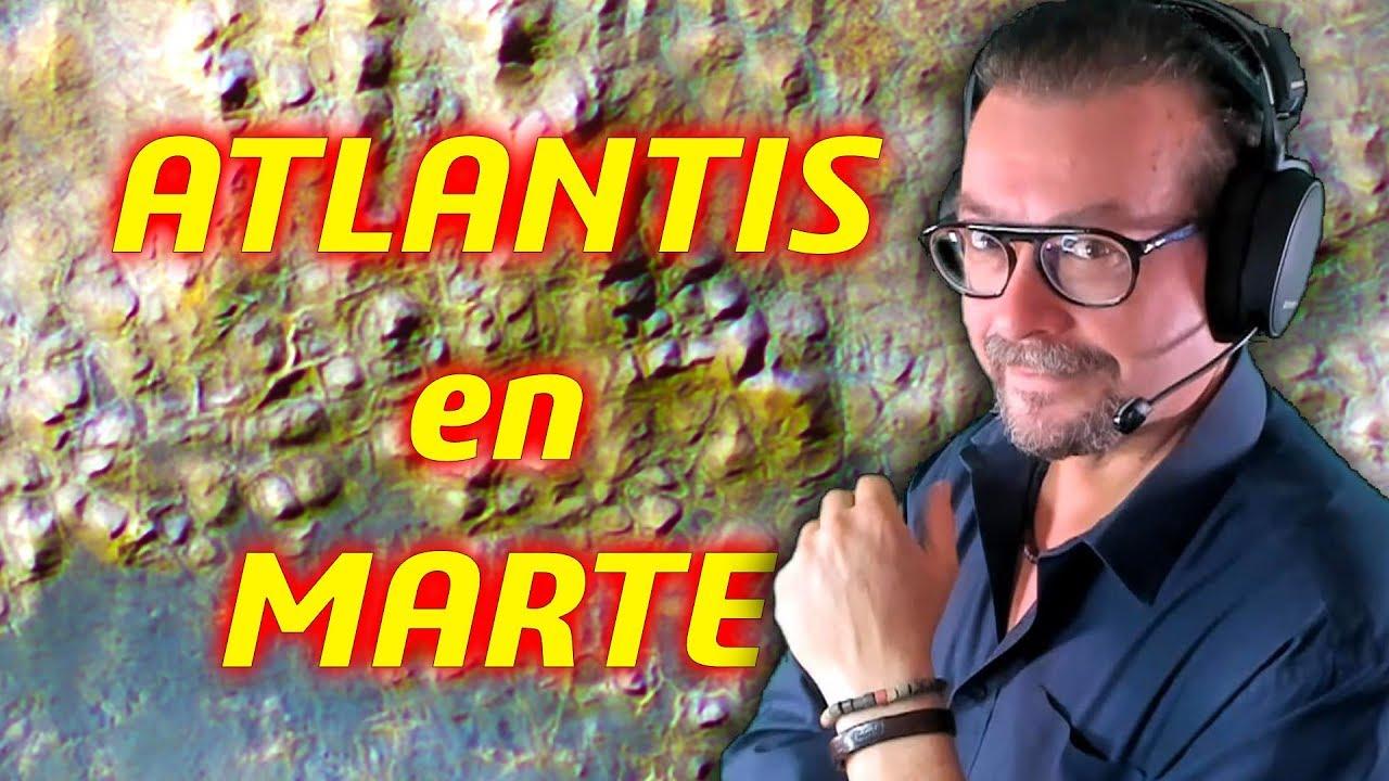 ATLANTIS en MARTE