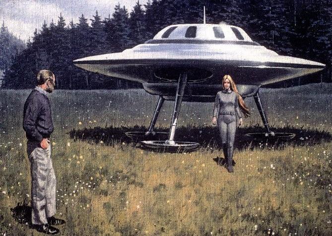 """Billy Meier: """"los extraterrestres han advertido sobre el posible impacto de un asteroide"""""""