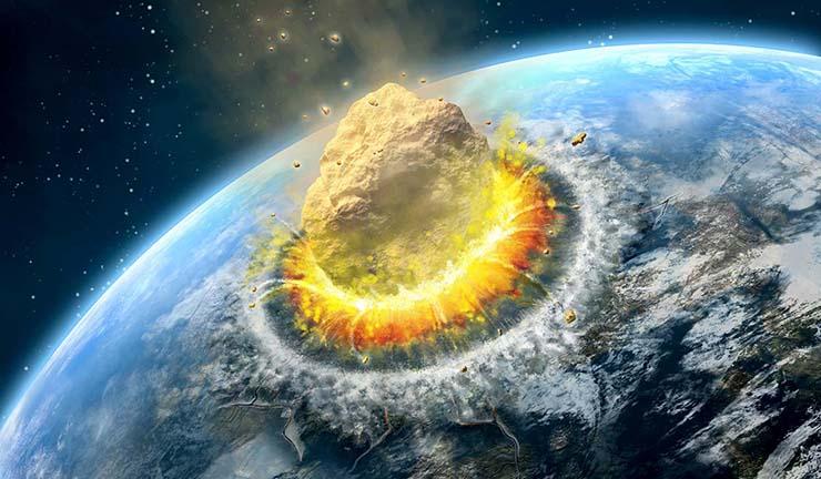 Científicos calculan la fecha exacta y el lugar de impacto del asteroide Apofis