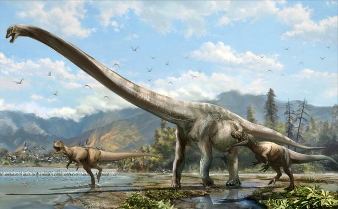 Descubren al dinosaurio-dragón de las leyendas chinas