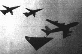 El avión espía estadounidense secreto Aurora podría estar detrás de los numerosos avistamientos de ovnis
