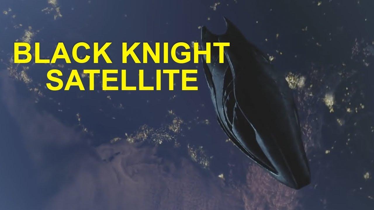 El Caballero Negro (Black Knight satellite)