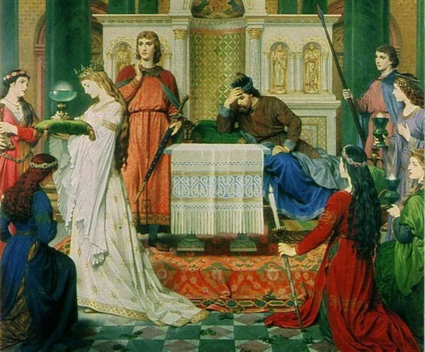 El descubrimiento del CÁLIZ de María Magdalena y el Santo Grial