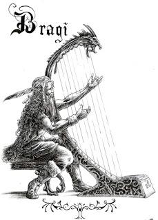 El dios de la música – Mitología Nórdica