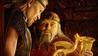 El robo del aguamiel - Mitología Nórdica