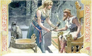 El robo del aguamiel – Mitología Nórdica