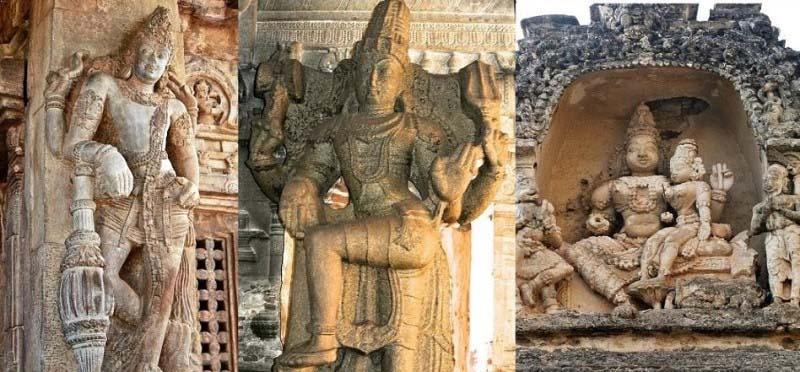 El Santuario de Virupashka en Karnataka, India y su enigmatica edificación.