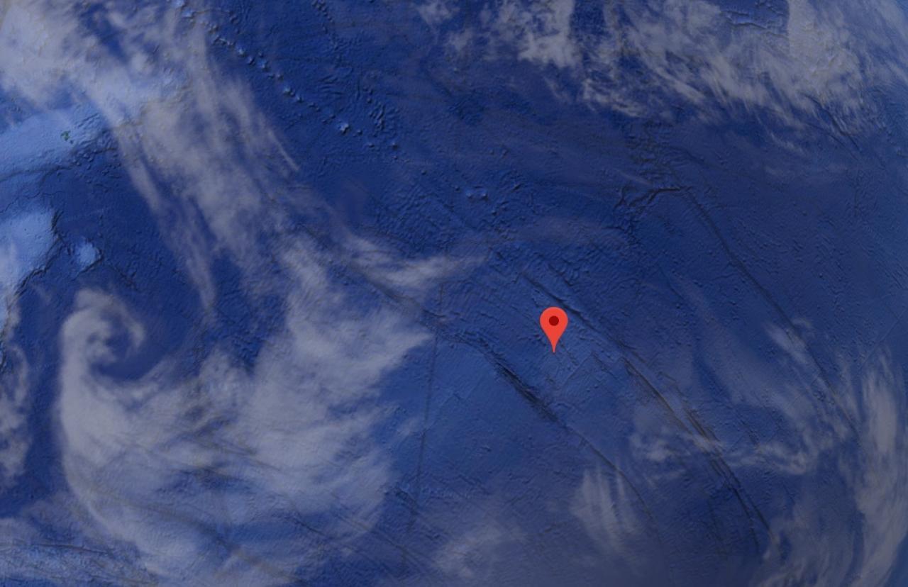 """El Sonido """"UpSweep"""" del NOAA, sonidos inexplicables en el océano"""