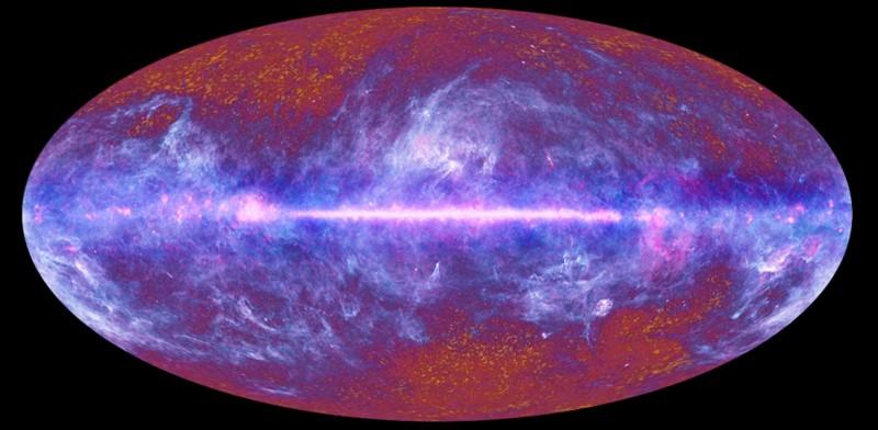 El Universo podría ser un bucle infinito, como una esfera gigantesca